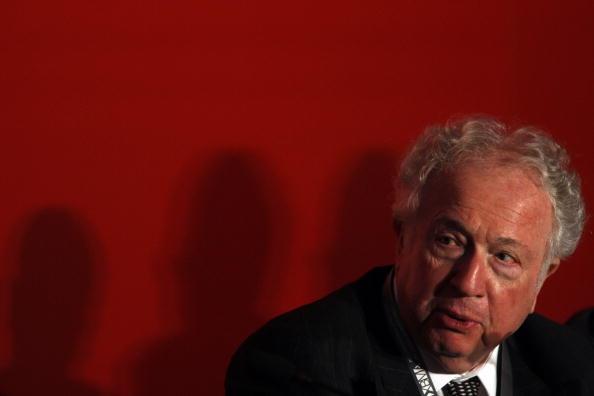 Martin Lipton, founding partner of Wachtell, Lipton, Rosen & Katz, Photo by Nelson Ching (Bloomberg via Getty Images)